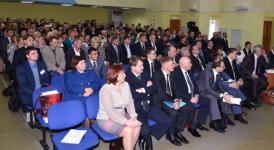 6 октября состоялся съезд Советов муниципальных образований Хабаровского края