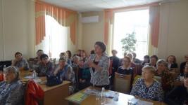 18 мая 2016 г. состоялся выпускной участников проекта по обучению финансовой грамотности людей старшего поколения